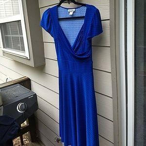 Women's Karina polka dot dress
